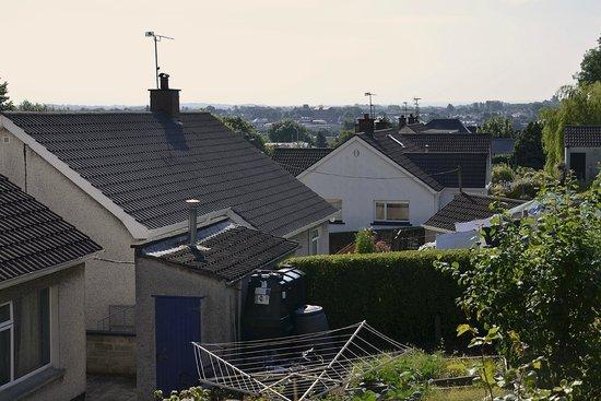 Breezemount Manor: view from room