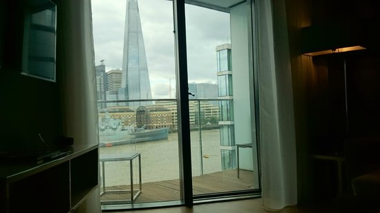 Cheval Three Quays: Vue From Room