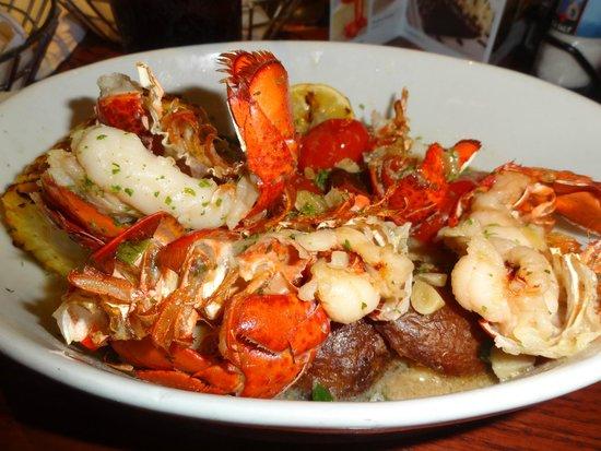 Endless Shrimp Was Excellent Review