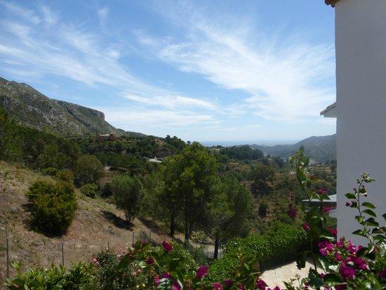 Los Jarales Rural Hotel Istan : Vistas estupendas