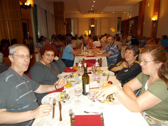 Hotel Peru Ambienthotels: Un momento conviviale
