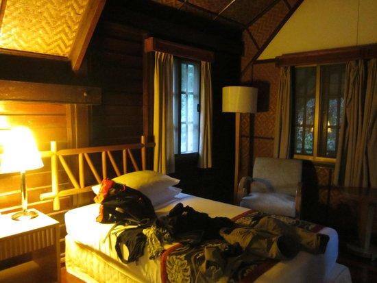 Mutiara Taman Negara : room