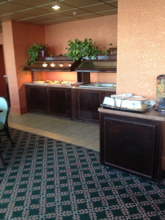 Sandcastle South Beach Resort: Restaurant on site