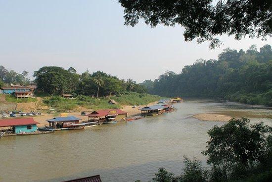 Mutiara Taman Negara : view from the jetty