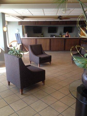 Sandcastle South Beach Resort: Lobby area