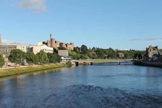River Ness: Castello