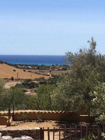 Sa Guardia de Ferricci: vista panoramica
