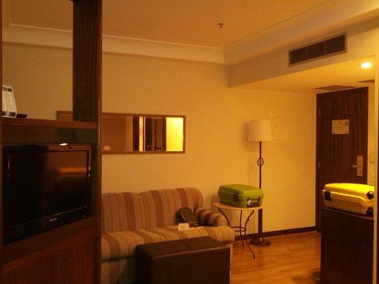 Estanplaza Paulista: Great room, will stay again