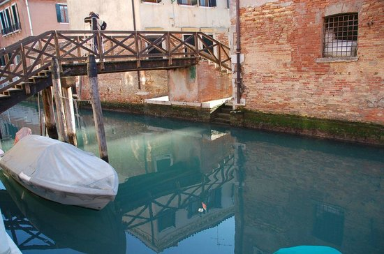 Somewhere in Cannaregio