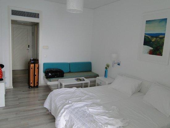 Proteas Blu Resort: Zimmerausstattung