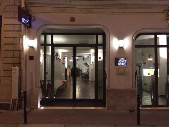 Hotel Joyce - Astotel: entrance