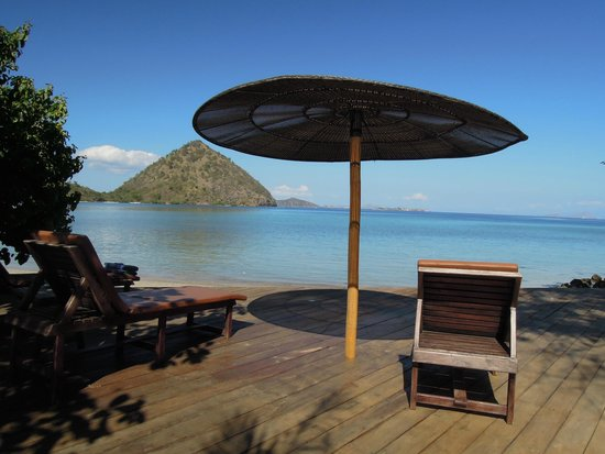 Plataran Komodo Resort: Beach