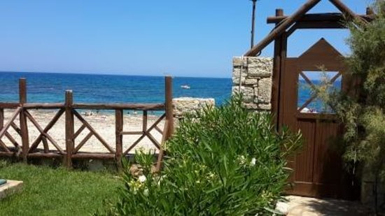 Aldemar Cretan Village: sea view