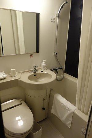 Hotel Viainn Tokyo Oimachi : バスルーム