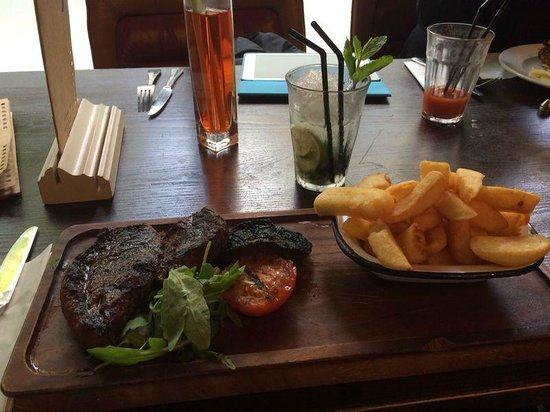 Bluu - Manchester: Great meals and Cocktails!