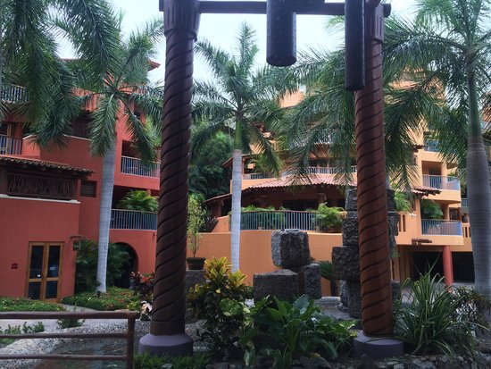 Embarc Zihuatanejo: Club Intrawest - reception area
