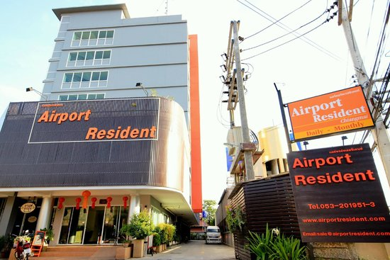 Airport Resident 2 : Hotel exterior