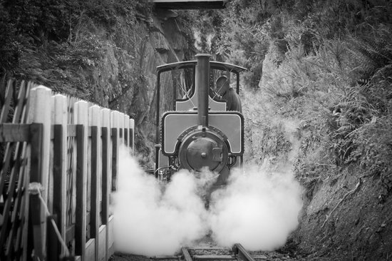 Vale of Rheidol Railway: Full steam ahead