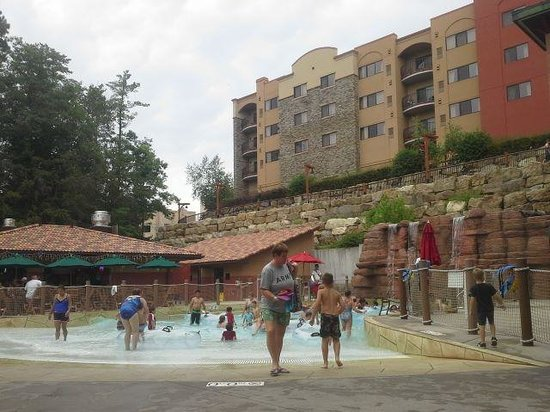 Chula Vista Resort: Wave Pools at Chula Vista