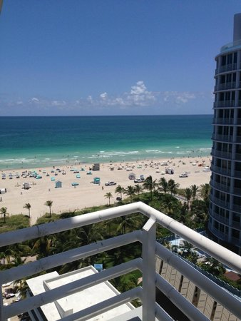 Royal Palm South Beach Miami, A Tribute Portfolio Resort : Balconette view from room