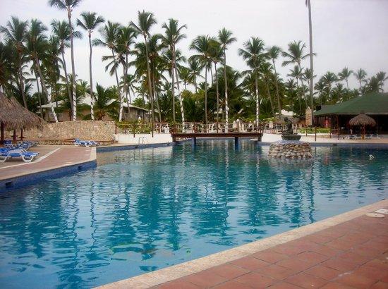 Sirenis Punta Cana Resort Casino & Aquagames: 1 des piscine