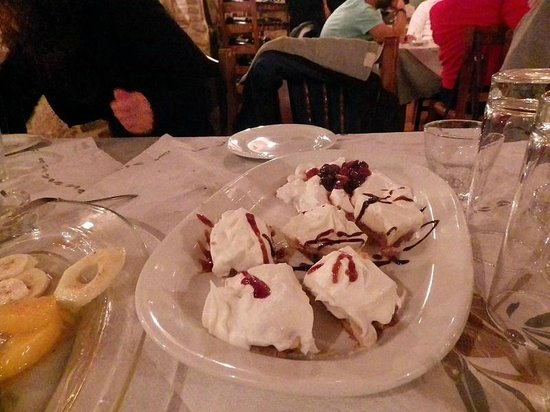 Dennis Taverna: Home Made Desert To Make Your Mouth Water