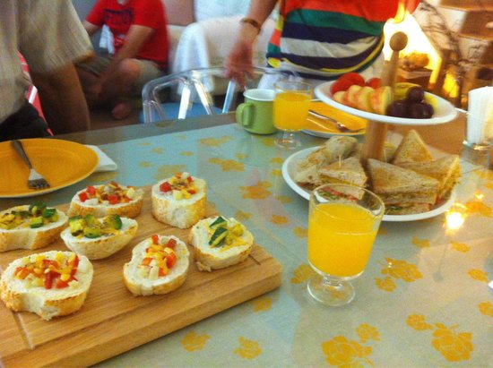 Fun House : The most yummy vegetarian breakfast