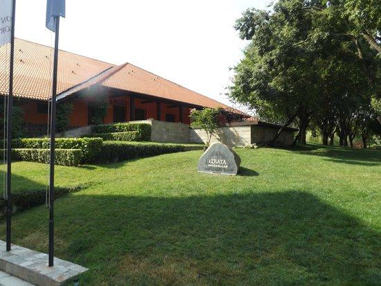 Festa Via Pontica Resort: Izbata Wine Cellar