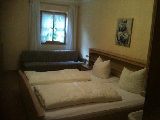 Gasthof Zum Ott : Zimmer