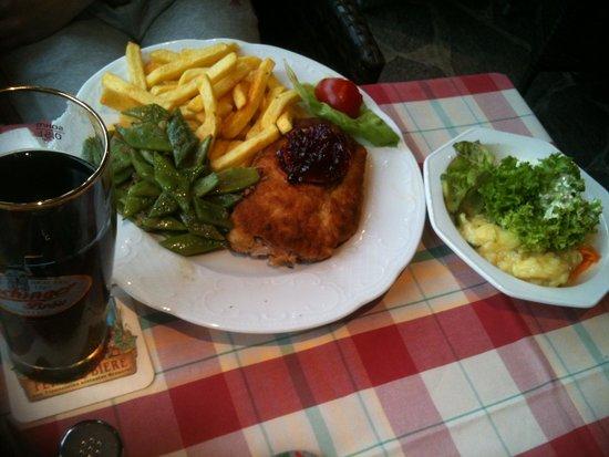 Gasthof Zum Ott : Essen