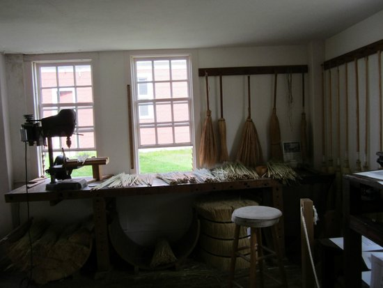 Enfield Shaker Museum: infirmary
