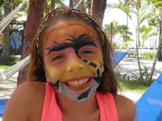 Barcelo Maya Beach: Chicas del Barcy