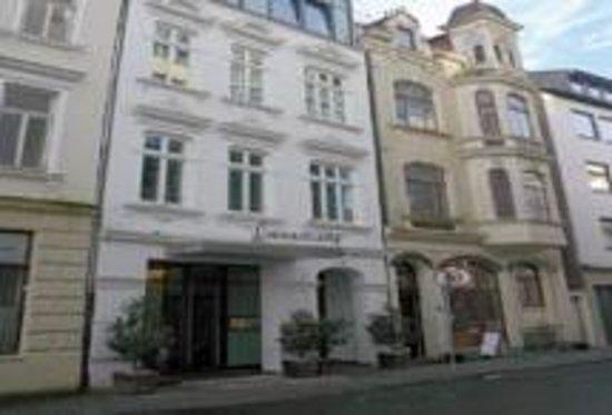 Hotel Heldt: met terras