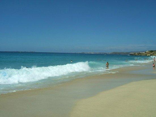 Makris Gialos Beach: Makris Gialos