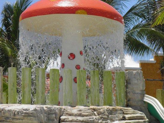 Hotel Barcelo Maya Beach: Juegos en la pileta