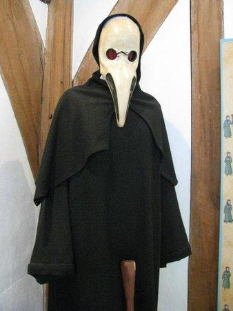 Barley Hall: Plague Doctor