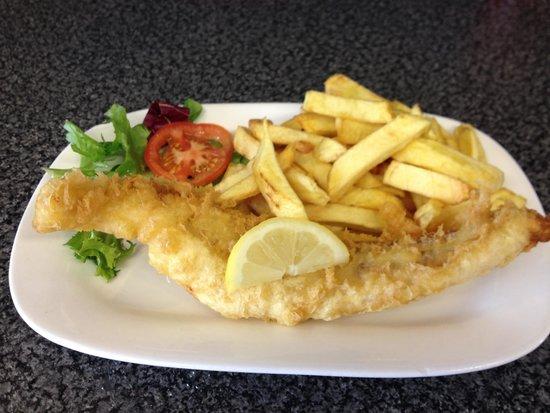 The Cod End Fish & Chip Shop: Restaruant