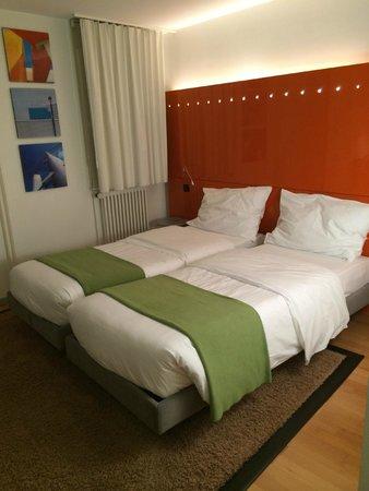 Design Hotel F6 : Chambre 404