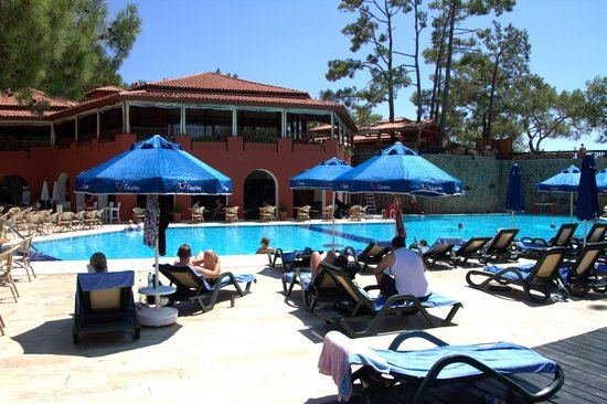 TUI SENSIMAR Marmaris Imperial Hotel : Activity pool