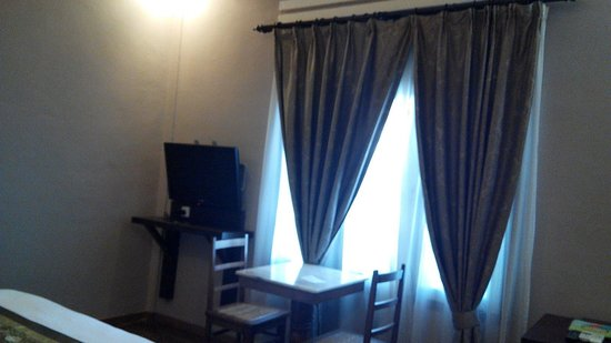 Jonker Boutique Hotel: Deluxe room w coffee table