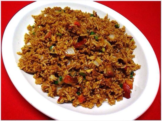 Kum Fong Restaurant : Roast Pork Fried Rice