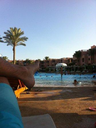 Rehana Sharm Resort: Бассейн