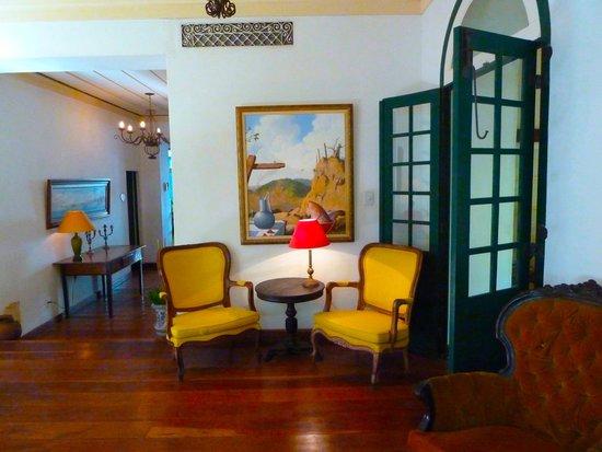 Villa Bahia: Hotel lobby area