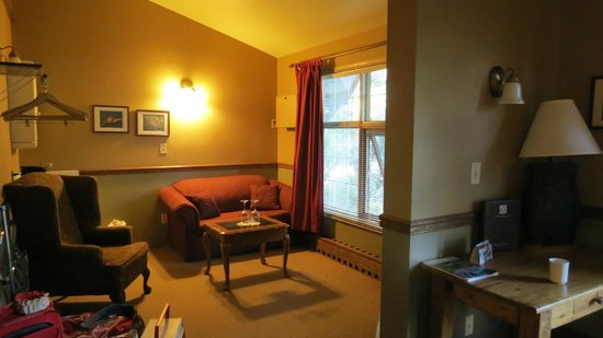 Georgetown Inn: Lovely sitting room