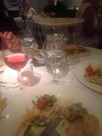 San Carlo : Dinner