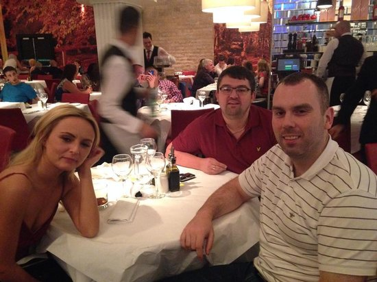 San Carlo : Friends