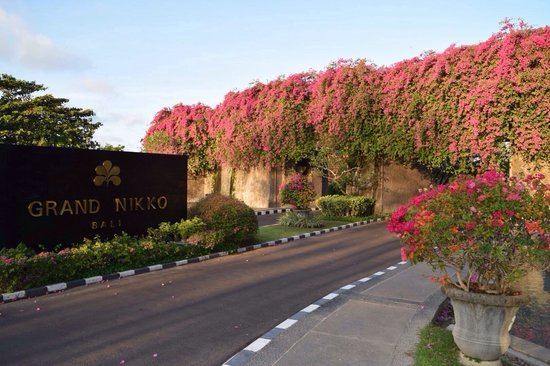 Hilton Bali Resort: Entrance