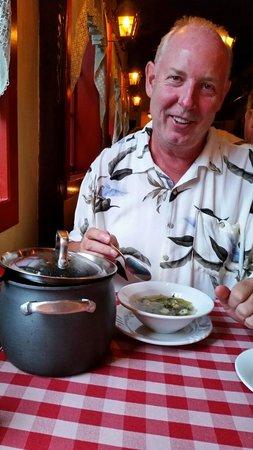 Spaghetti Bender: un-birthday dinner