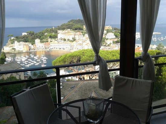 Vis a Vis Hotel : View from the Bar