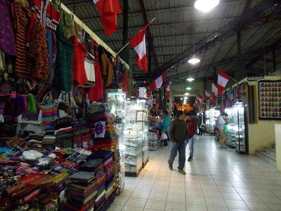 Centro Artesanal Cusco : Centro artesanal de Cusco